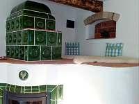 kamna obývací pokoj - Chuchelna-Komárov