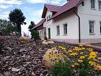 U Svatého Petra Komárov - chalupa ubytování Chuchelna-Komárov