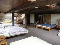 Ložnice č. 3 - chalupa ubytování Střížovice