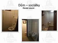 Sociálky v přízemí - muži - Střížovice
