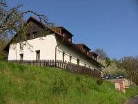 Chalupa-celkový pohled - ubytování Chloumek