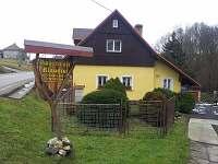 Apartmán na horách - okolí Komárova