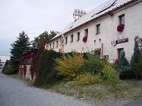 Penzion ubytování v obci Hrubý Rohozec