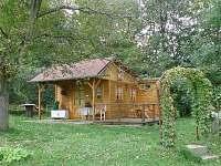CHATA venkovní posezení - ubytování Kyje