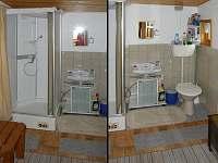 SRUB koupelna - chatky k pronájmu Kyje
