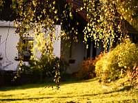 Podzim - chalupa k pronajmutí Svojek