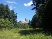 Blízké okolí - hrad Kost