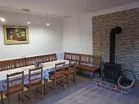Společenská místnost-jídelna, přízemí II