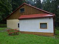 ubytování Bechov na chatě