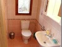 Toaleta. - chata ubytování Tatobity