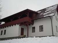 Penzion na horách - zimní dovolená Sněhov