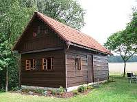Levné ubytování  Lázně Bělohrad - rybník Pardoubek Chata k pronájmu - Dřevěnice