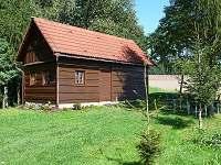 Chata s rybařením - chata ubytování Dřevěnice - 2
