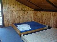 Bílá chata - chata ubytování Březka - 9
