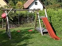 Zahrada - chata k pronájmu Jičín - Dvorce