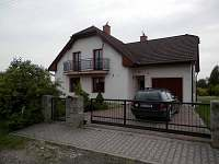 Rekreační dům ubytování v obci Liščí Kotce