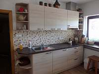 Apartmán č. 1 v přízemí - ubytování Michovka