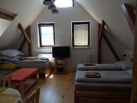 Apartmán č.2 v 1.patře - pronájem Michovka