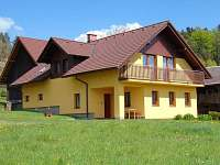 chata na polosamotě
