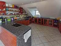 Kuchyňský kout - apartmán k pronajmutí Jičín