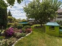 Zahrada s domkem pro děti - Jičín