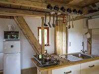 Apartman Basco - Kuchyňka - ubytování Malá Skála