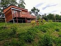 chata s terasou - pronájem Podhorní Újezd a Vojice