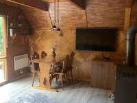 Rekreační chata - chata ubytování Březka - 9