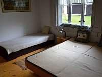 ložnice Zámezí - chalupa k pronájmu