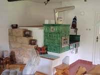 ubytování Zámezí - pec - chalupa ubytování Zámezí