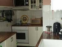 přízemí kuchyňka