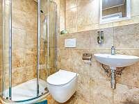koupelna Kapradí - vila k pronajmutí Lázně Bělohrad