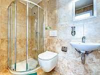 koupelna Meduňka - pronájem vily Lázně Bělohrad