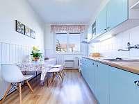 kuchyňka - vila k pronajmutí Lázně Bělohrad