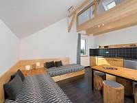 apartmán č. 3 (53 m2) - chalupa ubytování Sychrov - Vrchovina
