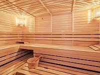 finská sauna pro 5-6 lidí - Sychrov - Vrchovina