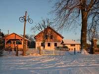 zimní atmosféra - Sychrov - Vrchovina