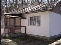 Chata Staré Splavy - ubytování Staré Splavy