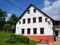 Chata k pronajmutí - okolí Jenišovic
