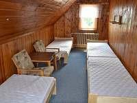 Pokoj č. 6 - pronájem chaty Malá Skála - Mukařov