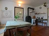 Kuchyň apartmánu