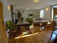 Obývací ložnice studia