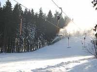Skiareál Máchovka