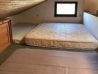 """Velký domek - """"matracové spaní pro děti"""" - Dětenice"""