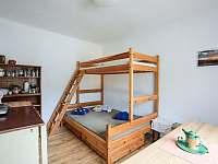 Chatička Spálov - Pokoj - ubytování Spálov