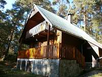chata Rovensko pod Troskami