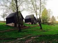 Chatová osada V Údolí Kurandov - chatky k pronájmu - 15 Branžež - Nová Ves