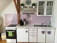 Kuchyň - Radvánovice