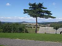 Výhled z kempu