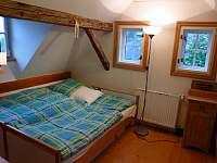 Chata - druhá ložnice1